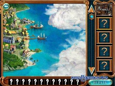 Легенды Пиратов. Загадка шкатулки (от Nevosoft)