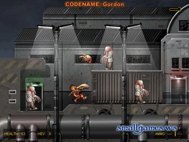 Codename Gordon (by Nuclearvision Environment)